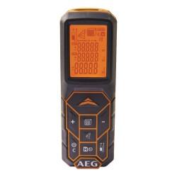 Αποστασιόμετρο Laser Πολλαπλών Λειτουργιών 3 Σημείων – AEG LMG 50 (4935447680)
