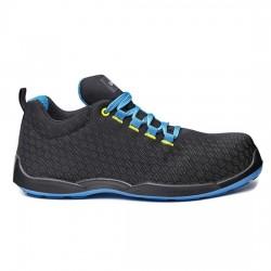 Παπούτσια εργασίας MARATHON S3 SRC μαύρο/μπλε, BASE