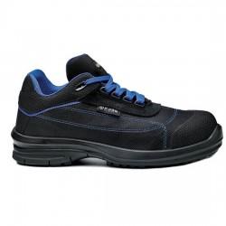 Παπούτσια εργασίας PULSAR S1P SRC μαύρο/μπλε, BASE