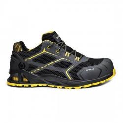 Παπούτσια ασφαλείας K-SPEED S1P HRO SRC μαύρο/κίτρινο, BASE