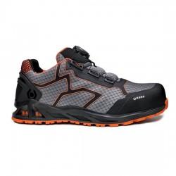 Παπούτσια ασφαλείας K-JUMB S1P HRO SRC μαύρο/γκρι/πορτοκαλί, BASE