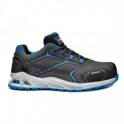 Παπούτσια ασφαλείας K-MOVE S1P HRO SRC μαύρο/μπλε, BASE
