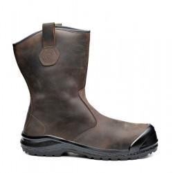 Δερμάτινες μπότες εργασίας BE EXTREME S3 CI SRC ΚΑΦΕ, BASE