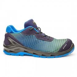 Παπούτσια ασφαλείας I-CYBER FLUO S1P ESD SRC BLUE/FLUO, BASE