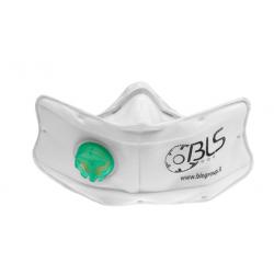 Μάσκα Προστασίας Αναδιπλούμενη με βαλβίδα FFP2 BLS (03.7.0829)