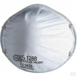 Μάσκα Προστασίας Αναπνοής FFP2 BLS (03.7.0128BW)