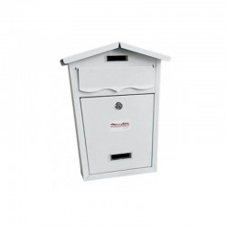 Γραμματοκιβώτιο ΓΚΡΙ 360Χ290Χ105ΜΜ Bormann BMB1302 (022671)