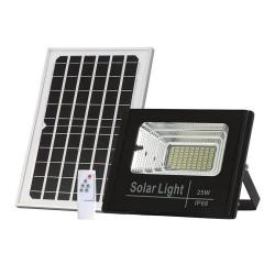 BORMANN Προβολέας LED 4000K με φωτοβολταϊκό πάνελ 100W 9000 lumen BLF2300 (026969)