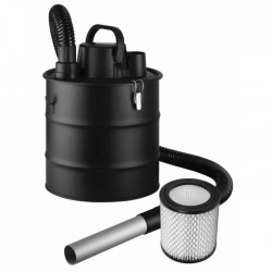 Σκούπα Στάχτης Με Φίλτρο HEPA & Φυσητήρα (Λειτουργία 2 Σε 1) (013433)