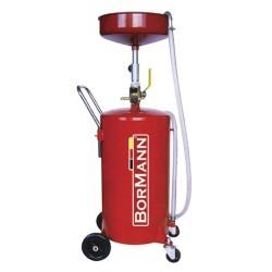 BORMANN - BWR5055 Συλλέκτης Λαδιών 80 lit.(012214)