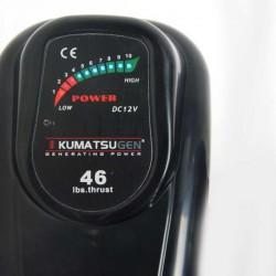 Εξωλέμβια μηχανή ηλεκτρική 12V 480W KUMATSUGEN GM1200 (021827)