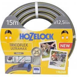 """Εξαιρετικά ανθεκτικό λάστιχο Ultramax 15m 1/2"""", HOZELOCK"""