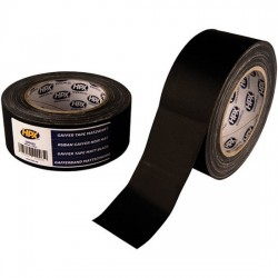 Gaffer tape μαύρη ματ 48mmx25m, HPX