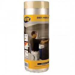 Easy Mask film/Διάφανη μεμβράνη με χαρτοταινία 550mmx33m, HPX