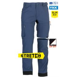 Παντελόνι εργασίας Tornado με αποσπώμενα πατζάκια STORM BLUE, Herock (50677134)