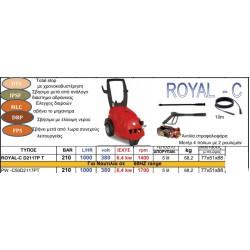 Επαγγελματικό πλυστικό κρύου προγράμματος ROYAL-C D2117PT (IPC PORTOTECNICA)