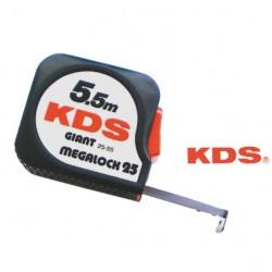 GT25-55 ΜΕΤΡΟΤΑΙΝΙΕΣ KDS GIANT 5,5Μx25mm