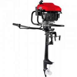 Εξωλέμβια μηχανή τετράχρονη 5Hp KUMATSUGEN GM2500 (026327)