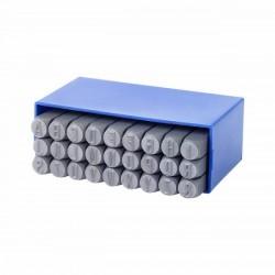 LUCKHAUS - 10mm ΧΤΥΠΗΤΑ ΓΡΑΜΜΑΤΑ ΛΑΤΙΝΙΚΑ ΓΕΡΜΑΝΙΑΣ (30-530010)