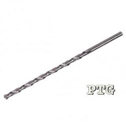Τρυπάνια Κοβαλτίου Μακριά PTG Γερμανίας HSS-Co5 DIN 340 10.5x184