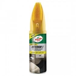 Καθαριστικό ταπετσαρίας INTERIOR 1 FG7629 aerosol with brush 400ml, TURTLE WAX