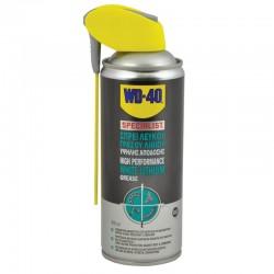 WD-40 Specialist White Lithium Grease Spray 400ml-ΣΠΡΕΪ ΓΡΑΣΟΥ ΛΕΥΚΟΥ ΛΙΘΙΟΥ