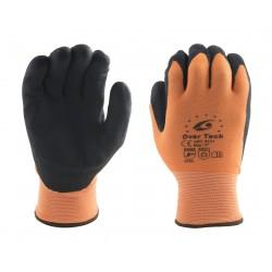 Γάντια LATEX ψύχους με διπλή ενίσχυση πολυεστέρα 01.00121