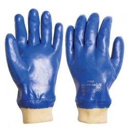 Γάντια απο Nitrile (Pulax) 01.00640